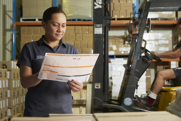 The scale of Advance's operations ensures a highly disciplined approach to inventory control