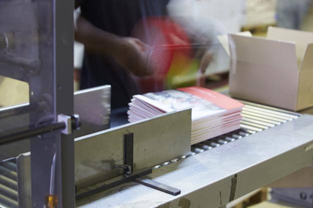Advance Press binding and finishing experts