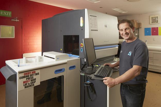 Advance Press digital print experts