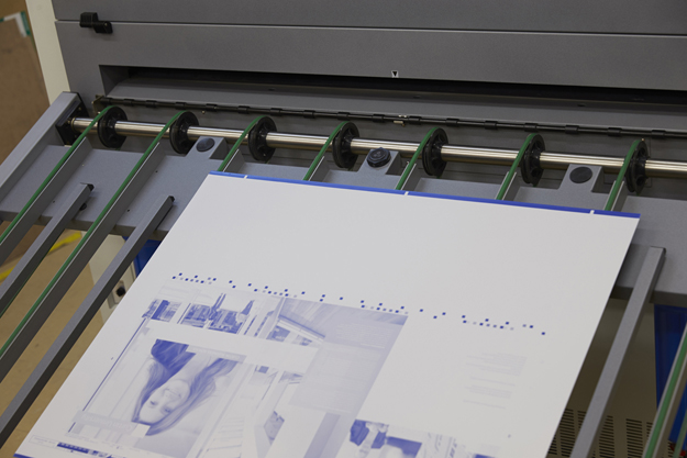 State-of-the-art systems guarantee accuracy at Advance Press