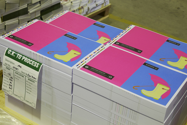 Advance manages projects from concept through to print, delivery and warehousing